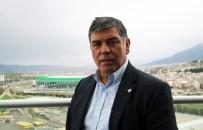 ALİ AY - Bursaspor Yönetiminde İlk İstifa Geldi