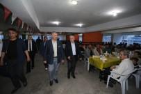 ERCIYES - Büyükşehir, 3 Bin 500 Kişiye İftar Yemeği Verdi