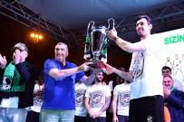 HASAN ALIŞAN - Büyükşehir Basket'ten Şampiyonluk Coşkusu