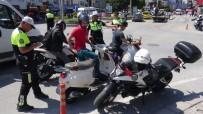 TRAFİK TESCİL - Çanakkale'de Şahinler Göz Açtırmıyor