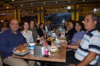 BILECIK MERKEZ - CHP'li Kadınlardan İftar Yemeği