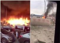 PATLAMA ANI - Çin'de büyük patlama! Ölü ve yaralılar var