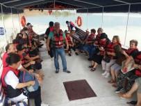 KANYON - Dünyanın 8. Harikası Ziyaretçi Akınına Uğruyor