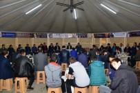 CAHIT ZARIFOĞLU - Erbaa'da Kültürden İrfana Sohbet Programı