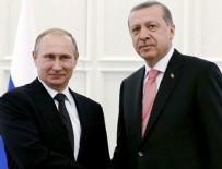 VLADIMIR PUTIN - Erdoğan ve Putin telefonda görüştü