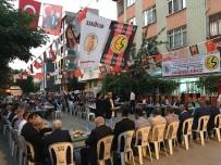 GÜLCEMAL FIDAN - Eskişehirliler Kartal Belediyesi'nin Düzenlediği İftar Yemeğinde Buluştu