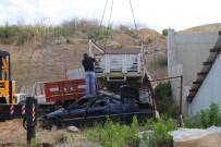 MUSTAFA KÖSE - Gazipaşa Sanayi Sitesinde Hurda Araç Temizliği