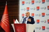 MAHMUT ARSLAN - Hak-İş Genel Başkanı Arslan'dan 'Kıdem Tazminatı' Açıklaması