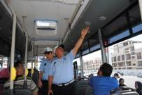 KILIK KIYAFET - Halkotobüslerinde Klima Denetimi