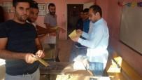 HAMZALı - Hamzalı Mahallesi'nde Muhtarlık Seçimleri Yapıldı