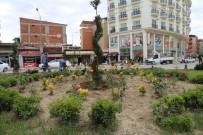 Iğdır Belediyesi'nden Yeşillendirme Çalışmaları