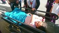 KıRAATHANE - İki Grubun Kavgasında, Olayla İlgisi Olmayan Kız Çocuğu Vuruldu
