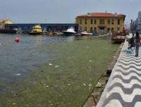 KÖRFEZ PROJESİ - İzmir Kordon boyunda şoke eden görüntü