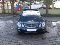 Kaçak Otomobil Bolu'da Yakalandı