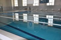 KAFKAS ÜNİVERSİTESİ - Kafkas Üniversitesi Olimpik Yüzme Havuzu'na Kavuştu