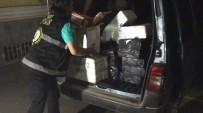 Kahramanmaraş'ta 17 Bin Paket Kaçak Sigara Ele Geçirildi