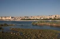 AYNALı SAZAN - Karkamış Sulak Alanı Turizme Açılıyor