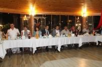 ALI GÜLDOĞAN - Kaymakam Güldoğan'dan Şehit Ailelerine İftar Yemeği