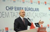 İŞÇİ SENDİKASI - Kılıçdaroğlu'ndan 'Kıdem Tazminatı' Açıklaması
