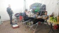 AHMET ÇAKıR - Kızılay'a Kan Bağışı Ramazan Ayında Da Devam Ediyor