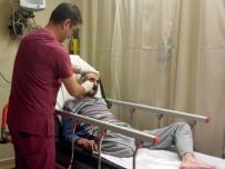 OKSIJEN - KOAH Hastası Kendini Yaktı