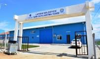 ŞEBEKE SUYU - Lapseki'de İçme Suyu Arıtma Tesisi Tamamlandı