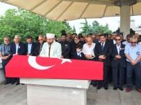 KARACAAHMET MEZARLIĞI - Malatyalı Eski Bakan Karaaslan İstanbul'da Ebediyete Uğurlandı