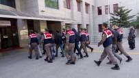 KOL SAATI - Manavgat'ta Hırsızlık Zanlıları Yakalandı