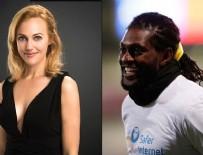MERYEM UZERLİ - Meryem Uzerli ile Emmanuel Adebayor aşk mı yaşıyor?