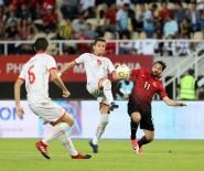 GÖKHAN GÖNÜL - Makedonya-Türkiye: 0-0