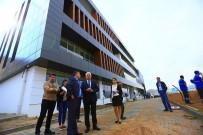OSMAN GÜRÜN - MUSKİ Hizmet Binası Faaliyete Girdi