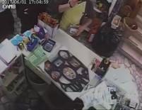 ABDİ İPEKÇİ - Sadaka Kutusu Hırsızlığı Kamerada