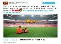 LUKAS PODOLSKI - Podolski'den Duygusal Veda