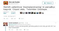 SEMIH ŞENTÜRK - Semih Şentürk'ten Nevzat Aydın'a Cevap
