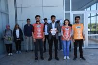 SINOP ÜNIVERSITESI - Sinop'ta 5 Haziran Dünya Çevre Günü