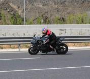 MOTOSİKLETÇİ - Sofuoğlu'nun Hız Rekoru Kırdığı Anlar Kask Kamerasında