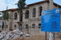 TARİHİ BİNA - Tarihi Naşa İlkokuluna Restorasyon
