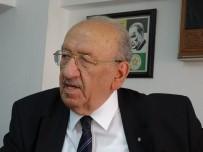 MEHMET MEHDİ EKER - TARİŞ Zeytin Ve Zeytinyağı Birliği Başkanı Çetin Açıklaması 'Tarım Bakanlığı Diktiriyor, Sanayi Bakanlığı Söktürüyor'