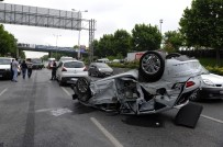 TEM OTOYOLU - TEM Otoyolu'nda zincirleme kaza