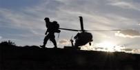 ELEKTRİK KABLOSU - PKK'nın silah zulası patladı