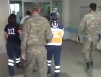 Tokat'ta Piyade Alayı'na yıldırım düştü! Yaralı askerler var