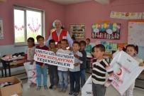 HÜSEYIN CAN - Türk Kızılay Derneği, Alaçam Şubesini Kapattı