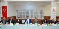 ALI ARSLANTAŞ - Vali Arslantaş, Huzur Evi Ve Engelsiz Yaşam Merkezi Sakinleri İle İftarda Buluştu