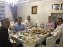 AYKUT PEKMEZ - Vali Pekmez Ve Başkan Karatay Şehit Yakınları Ve Gazilerle İftar Yaptı
