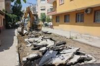TURGAY ŞIRIN - Yıldırım Mahallesi'nin Sokakları Yenileniyor