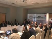 DEDE MUSA BAŞTÜRK - 2026 Kış Olimpiyat Oyunları Adaylığı İçin İlk Toplantı Erzurum'da Gerçekleşti