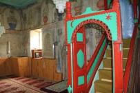 SANAT ESERİ - 500 yıllık tarihin izlerini taşıyan cami