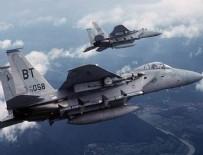 RAKKA - ABD savaş uçakları yine sivilleri vurdu