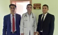 MUSTAFA GÜNEŞ - Ahlat Devlet Hastanesinde Sigara Bırakma Polikliniği Açıldı