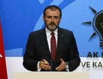 GENİŞLETİLMİŞ İL BAŞKANLARI TOPLANTISI - AK Parti'den Kılıçdaroğlu'na sert tepki.